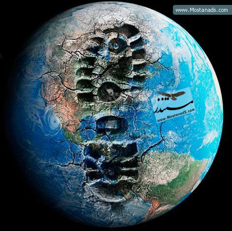 National Geographic – The Human Footprint