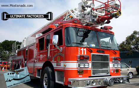 National Geographic - Ultimate Factories Collection (03of11) Fire Trucks