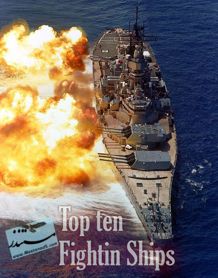 Top Tens Fighting Ships