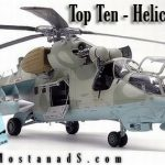 Top Ten - Helicopters