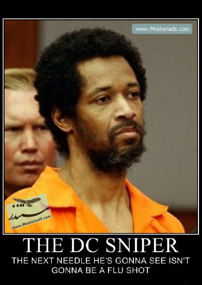 Discovery Channel - Deranged Killers DC Sniper