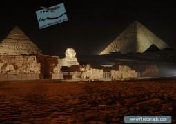 مهندسی اهرام ثلاثه مصر باستان