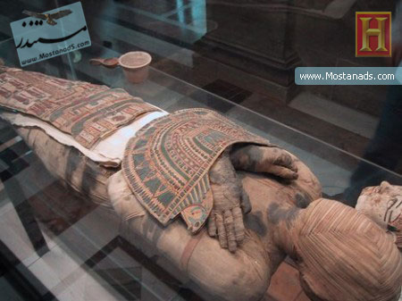 History Channel - Mummy Forensics The Sealed Coffin