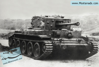 Killer Tanks - The Cromwell Tank