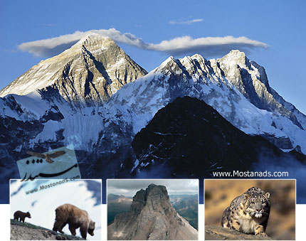 BBC Planet Earth - Mountains