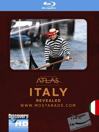 Discovery Atlas Italy Revealed BluRay 720
