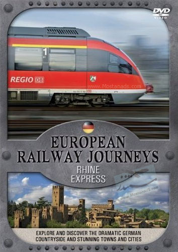 European Railway Journeys : Rhine Express