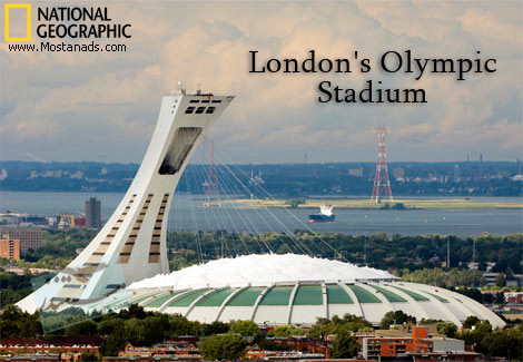 National Geographic - London's Olympic Stadium (2012)