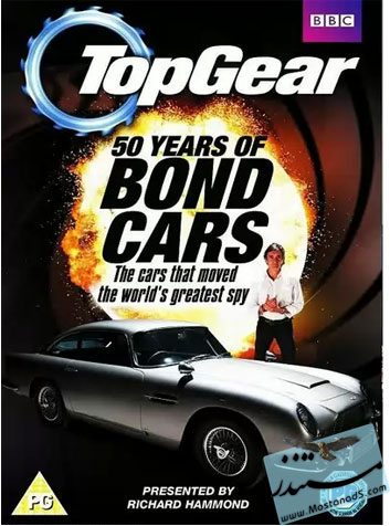 Top Gear Special 50 Years of Bond Cars