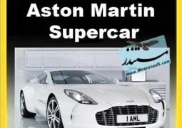 ابر کارخانه ها: ابر اتومبیل استون مارتین