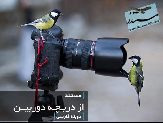 از دریچه دوربین (دوبله فارسی)