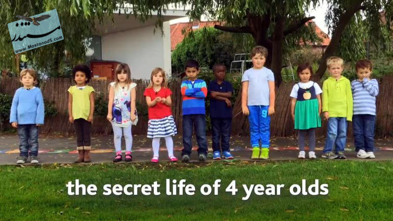 The Secret Life of 4-Year-Olds