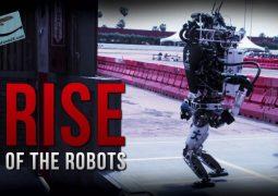 خیزش ربات ها (۲۰۱۶)