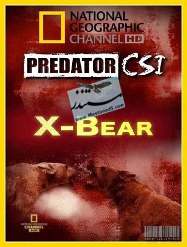 National Geographic - Predator CSI X-Bear