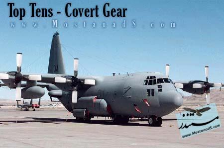 Top Tens - Covert Gear