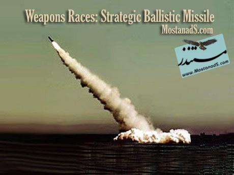 Weapons Races: Strategic Ballistic Missile