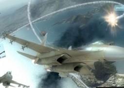 مانور های هوایی جنگنده ها