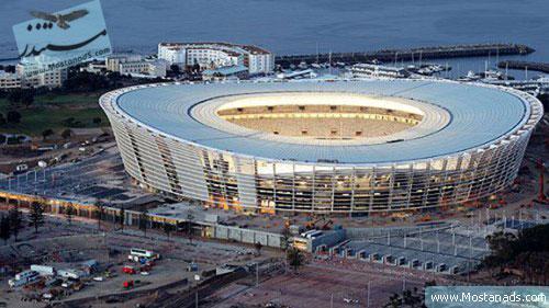 MegaBuilders Green Point Stadium 2011