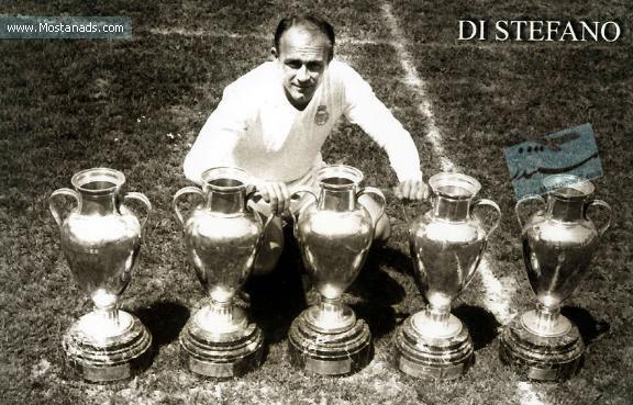 Football's Greatest - Alfredo Di Stefano