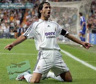 Football's Greatest - Raul