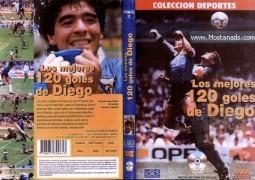 ۱۲۰ گل منتخب از دیگو آرماندو مارادونا