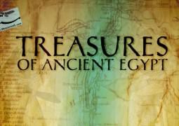 گنج های مصر باستان (۲۰۱۴)