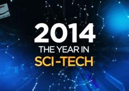 ۲۰۱۴: سال علم و تکنولوژی