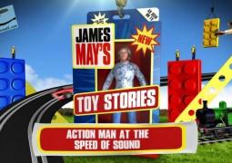 داستان های اسباب بازی جیمز می: اکشن من در سرعت صوت (۲۰۱۴)