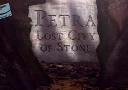 پترا: شهر گمشده ای از سنگ (۲۰۱۵)