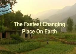 سریع ترین جابجایی در زمین (۲۰۱۲)