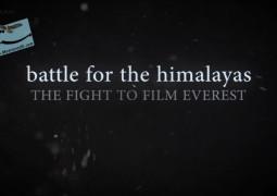 مبارزه برای هیمالیا: مبارزه برای تصویربرداری از اورست (۲۰۱۵)