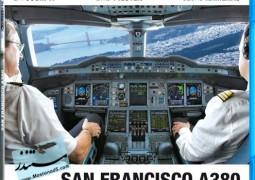 سان فرانسیسکو A380 – پروازهای نهایی JR