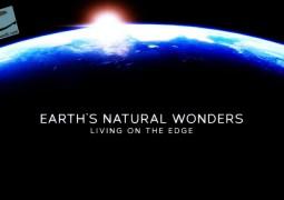 عجایب طبیعی زمین: زندگی در لبه (۲۰۱۵)
