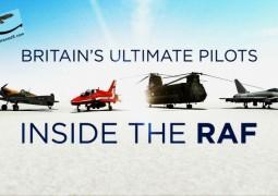 خلبانان نهایی بریتانیا: درون RAF