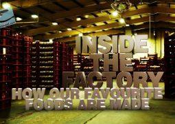در کارخانه: غذاهای مورد علاقه ما چگونه درست می شوند (۲۰۱۵)