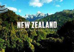 نیوزیلند: جزایر اسطوره ای زمین (۲۰۱۶)
