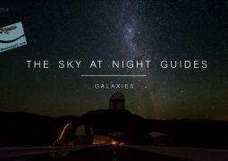 آسمان شب راهنمایی می کند: کهکشان ها (۲۰۱۸)