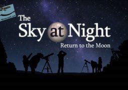 آسمان در شب: بازگشت به ماه (۲۰۱۹)